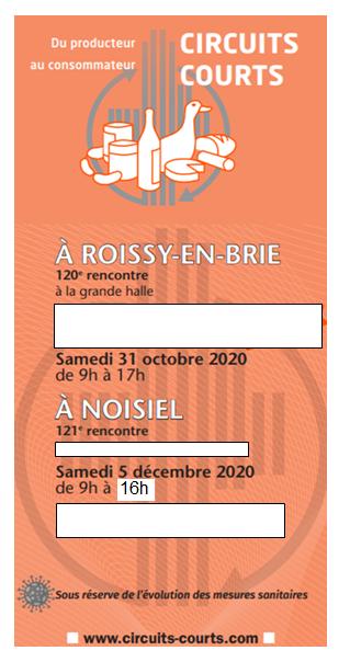 2011 Catalogue modifié
